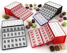 Chocolate Molds Factory 3D print model