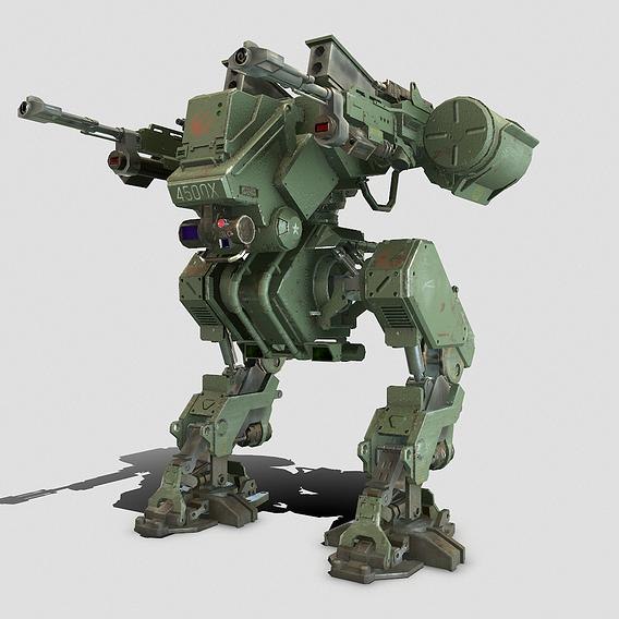 Robot 4500X