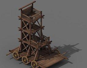 Game Transportation - Battle Channel 01 3D