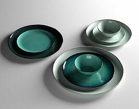 Aqua Plates 3D