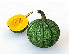 Pumpkin Green 3D model