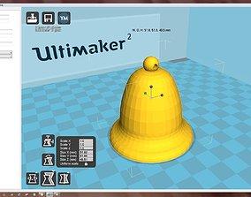3D print model christmas Snowflake