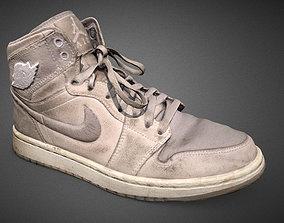 Nike Air Jordan 3D asset