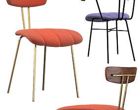 3D asset Amy Chair DF WP