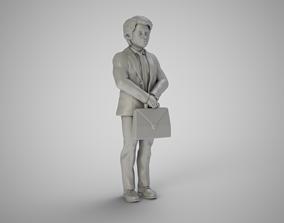Lawyer 3D print model legal