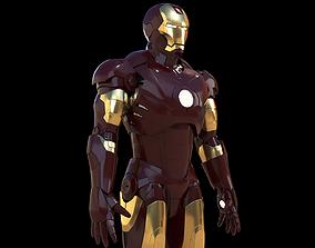 Iron Man Mark 3 3D