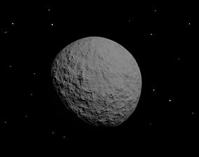 3D asset The Moon