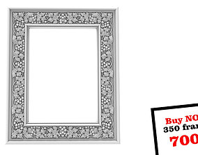 3D print model decor Frame 6