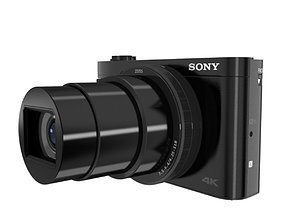 Sony Cyber shot HX99 3D model