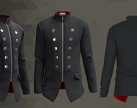 The Jacket 02 - 62 Marvelous Designer and