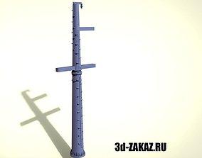 3D printable model Transmission tower