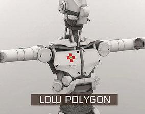 3D asset Med Bot LP