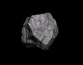 3D Rock1 game-ready