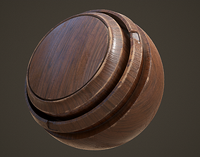 Old Wood - Substance Painter 3D