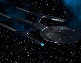 Star Trek Concept Dreamer Mk II 3D model