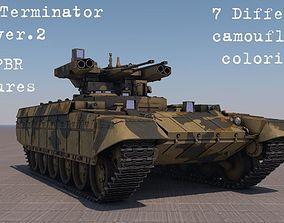 BMPT Terminator ver2 3D model
