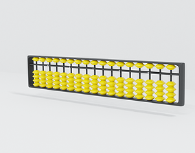 interior Abacus 3D model