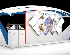 3D Stand for medical event