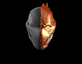 Deathstroke Samurai 3D print model