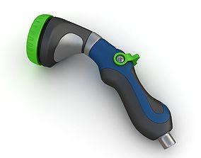 Hose nozzle 02 3D model