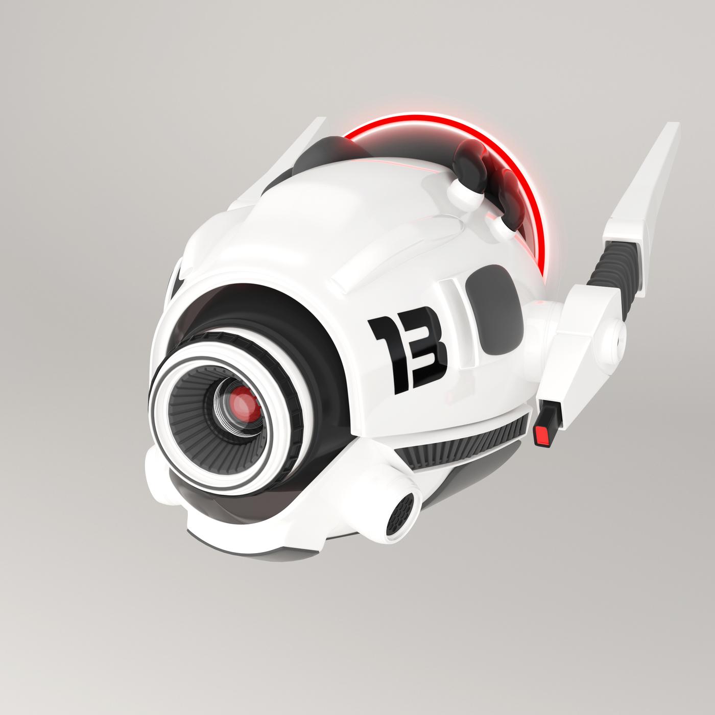 White bot