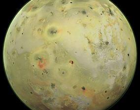 3D model Io Planet