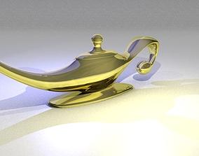 JenieLamp 3D print model