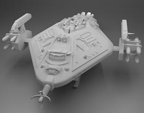 power 3D Spaceship