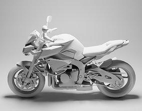 3D model realtime Yamaha FZ10