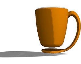 Coffee cup hobby-diy 3D print model