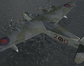3D model Short Sunderland Mk-3