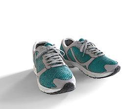 3D model Old Sneakers