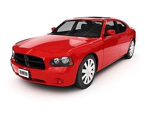 car 26 am132 3D