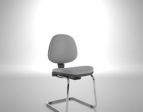 3D model computer Ergonomic Office Chair