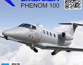 3D model Embraer Phenom 300 | CGTrader