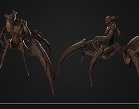 3D asset Creature
