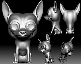 Chihuahua Funko Pop 3D printable
