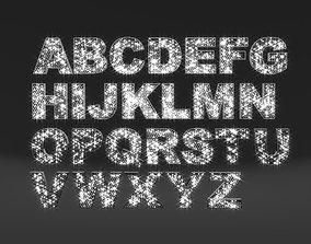 Letters 003 3D