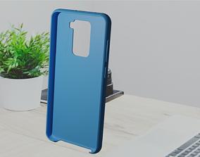 Xiaomi Redmi Note 9 TPU case 3D printable model