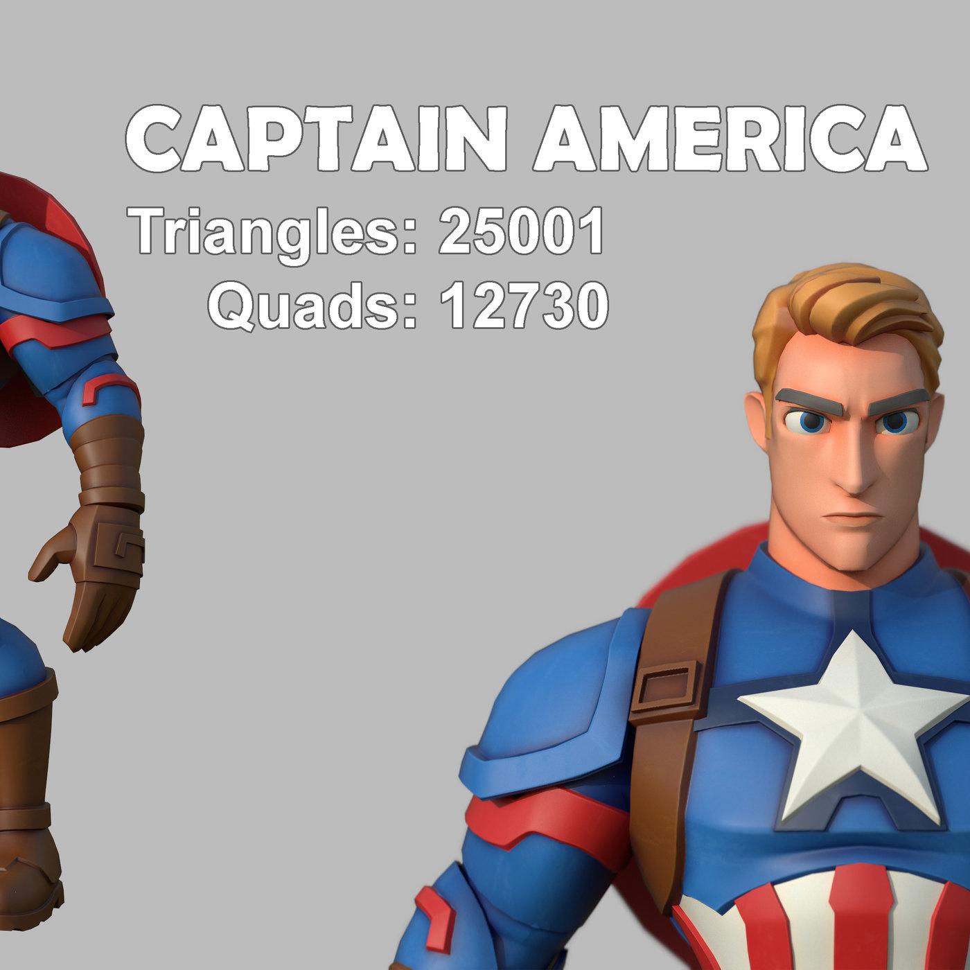 Character - Cartoon - Marvel Infinity Fan Art