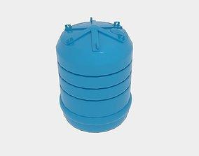 Carbery 5000 Water Tank 3D asset