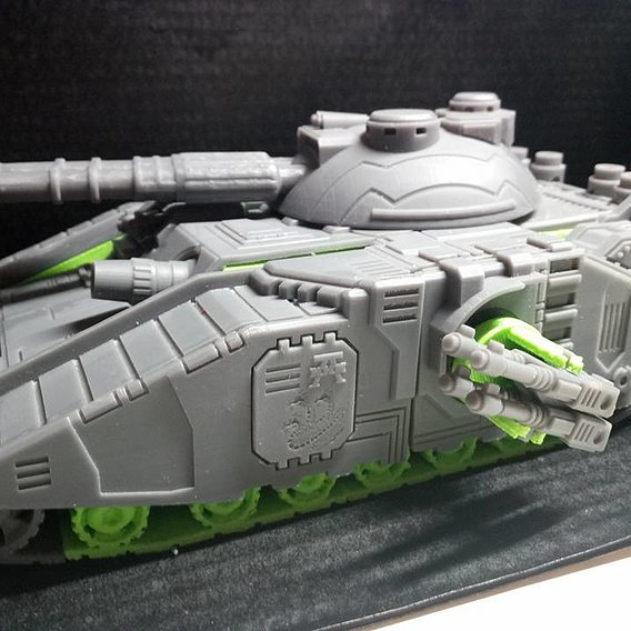 SIMIL FELLBLADE-FALCHION-GLAIVE multi material 3d print model