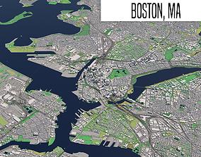 boston Boston 3D