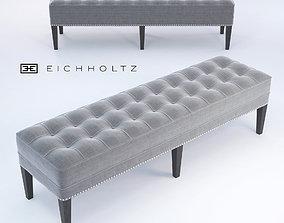 EICHHOLTZ Bench Tribeca 3D