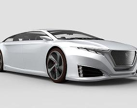 concept Concept Car 3D model