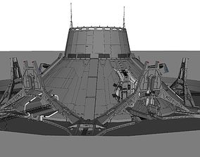 aliens 2 atmosphere processor 3D model