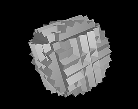 3D printable model Spiked Ball
