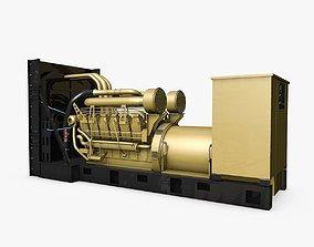 Industrial Generator Model