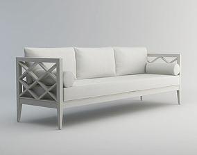 Pavilion VI sofa 3d model