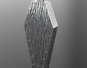 3D printable model pendant casket